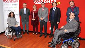 Foto de Fundación ONCE y el Consejo General de la Arquitectura Técnica renuevan su apuesta por la accesibilidad en todos los edificios