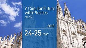 Foto de EuPC y Unionplast presentan la jornada 'Un futuro circular con los plásticos'