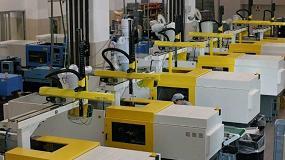Foto de Los robots Wetec convencen y equipan todas las inyectoras de un transformador