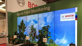 Foto de Bosch expone soluciones hacia una agricultura más sostenible y eficiente