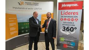Foto de Acuerdo de colaboración entre la asociación A3E e Interempresas Media