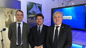 Foto de Carlo Lambro, presidente de New Holland Agriculture