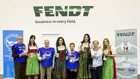 Foto de Banco de Alimentos recauda casi 8.000 euros con el apoyo de Fendt