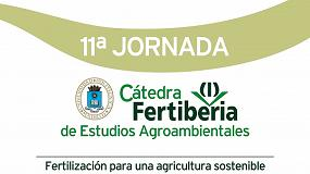 Foto de La Cátedra Fertiberia abordará las tendencias de futuro en el sector de los fertilizantes