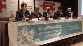 Foto de El sector biotecnológico pide un entorno legal que ponga en valor la I+D+i y favorezca su desarrollo
