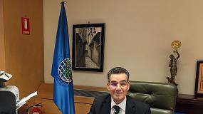 Foto de Entrevista a Abdellatif Ghedira, director ejecutivo del COI