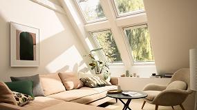 Foto de Velux lanza el nuevo vidrio laminado -70 para toda su gama de ventanas