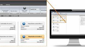 Foto de Nueva aplicación para la configuración y gestión de equipos industriales Dibal Industrial Software