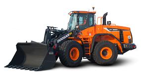 Foto de Nuevas características en las grandes cargadoras de ruedas Doosan