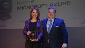 Foto de Microsoft Azure, solución ganadora en Cloud Computing en los Premios ComunicacionesHoy