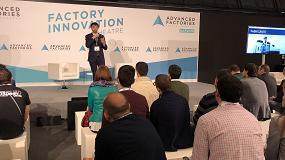 Foto de Vixion Connected Factory presenta sus soluciones de fabricación inteligente en Advances Factories