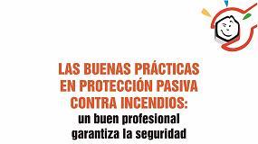 Foto de Las buenas prácticas en protección pasiva: un buen profesional garantiza la seguridad