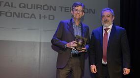 Foto de El proyecto Rempark, ganador en la categoría Sanidad en los Premios ComunicacionesHoy