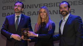 Foto de AppCrue se alza con el puesto de ganador en el apartado de Educación en los Premios ComunicacionesHoy