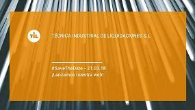 Foto de Técnica Industrial de Liquidaciones lanza su web