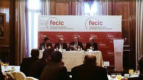 Foto de FECIC reúne al empresariado en su primer desayuno en Madrid