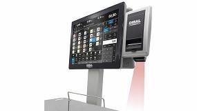 Foto de Nueva opción de escáner integrado en balanzas Dibal