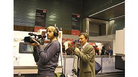 Foto de Interempresas estrena su canal de TV 'online' en la BIEMH