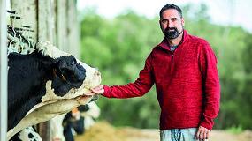 Foto de Danone e IRTA colaboran en el bienestar de las vacas lecheras