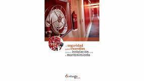 Foto de Tecnifuego-Aespi presenta un nuevo folleto para la protección contra incendios