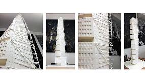 Foto de Homenaje a Calatrava imprimiendo en 3D el Turning Torso