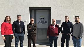 Foto de Entrevista a Fátima y Javier Chaparro, directores de Exportación y Administración de Chaparro Agrícola