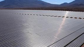Foto de La planta fotovoltáica El Romero Solar, de Acciona, aportará 316 millones de dólares al PIB de Chile