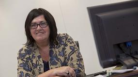 Foto de Pilar Irigoien, directora gerente de Sodena (Sociedad de Desarrollo de Navarra)