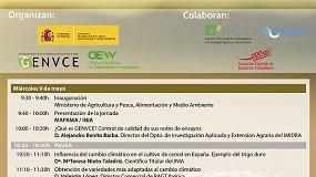 Foto de Abierta la inscripción para las VI Jornadas Genvce de Transferencia e Innovación en Cultivos Extensivos de Invierno