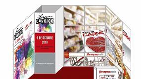 Foto de iFOOD y TecnoCarne, presentes en Alimentaria