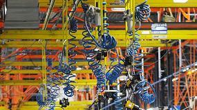 Foto de Reconocimiento a la calidad productiva de la fábrica de New Holland en Jesi (Italia)