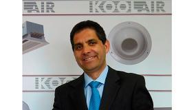 Foto de Entrevista a José Tomás Susarte Torrijos, director general de Koolair S.A. y vicepresidente de Afec