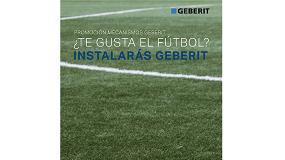 Foto de Geberit lanza una campaña de promoción de Mecanismos Universales Geberit