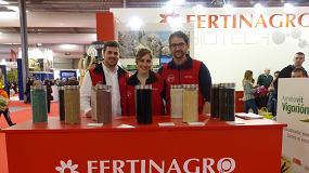 Foto de Presencia activa de Fertinagro Biotech en la feria Expo Levante