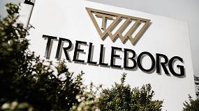 Foto de Trelleborg da un paso importante en Intermat 2018 entrando en el segmento de movimiento de tierras