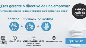 Foto de Endesa, Facebook y Randstad se unen para dar las claves para crecer a nuestro empresariado