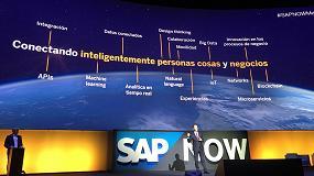 Foto de SAP España muestra las claves para convertirse en una empresa inteligente