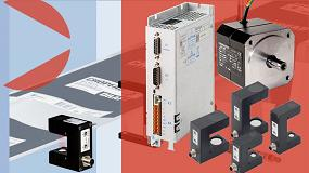 Foto de Sistema completo de control de banda Infranor con sensores ultrasónicos