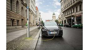 Foto de Siemens apuesta por el uso de farolas urbanas como puntos de recarga para vehículos eléctricos