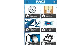 Foto de PAM Tools, la app de cálculo para proyectos de abastecimiento, riego y saneamiento de Saint-Gobain PAM