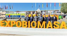 Foto de Expobiomasa contará con 500 firmas expositoras en la próxima edición