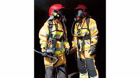 Foto de Linterna XPS para cascos para bomberos: mejora de la potencia luminosa y nueva certificación Atex