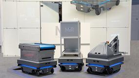 Foto de Teradyne adquiere Mobile Industrial Robots, especialista danés en robótica móvil