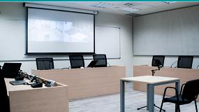 Foto de Tecnología de vanguardia para la Facultad de Derecho de la Universidad de Barcelona