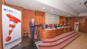 Foto de ACEX pide un pacto nacional por las infraestructuras y reclama un incremento en el presupuesto de conservación de carreteras