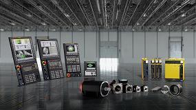 Foto de Fanuc presenta sus principales productos y servicios en BIEMH2018 como la la zona de CNC y láser