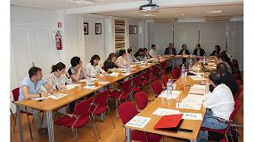 Foto de Reunión del Grupo Técnico y de Legislación de Anice con las principales empresas cárnicas españolas y centros tecnológicos