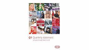 Foto de Henkel presenta un crecimiento positivo de las ventas orgánicas y sigue mejorando el margen y el EPS