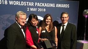 Foto de Sealed Air recibe varios premios Worldstar & Pida en cinco países