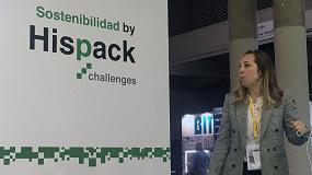 Foto de El IPS promueve en Hispack la importancia de la sostenibilidad en los envases y embalajes